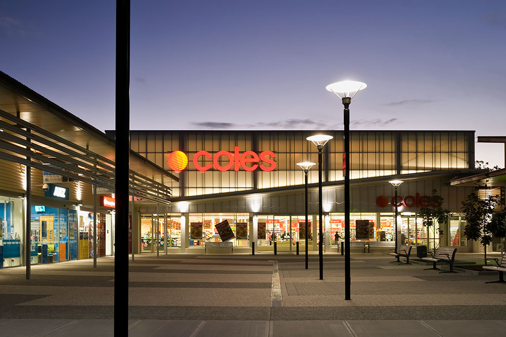 Lake Innes Village, coles, retail, supermarket