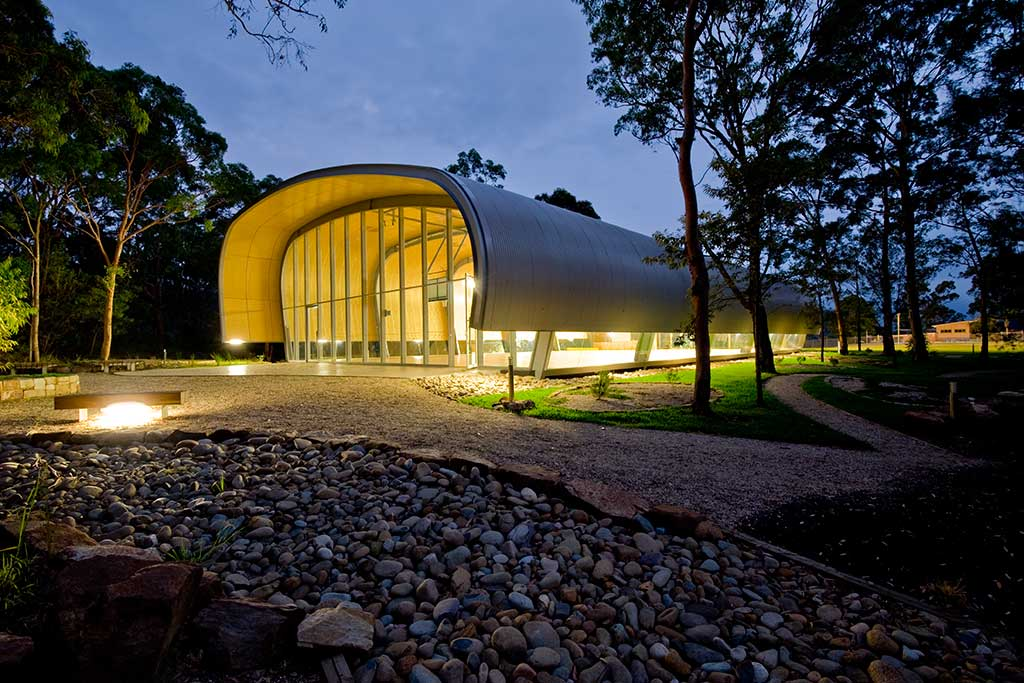 Milson Island Indoor Sports Stadium, World Architecture Award, WAF,