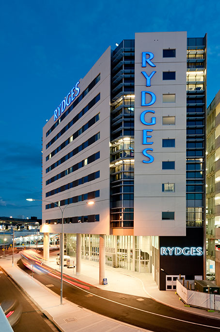 rydges hotel_entry, sydney international hotel