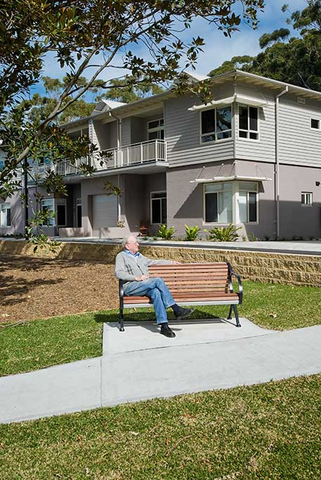 Hillcrest_village, seniors living, aged care