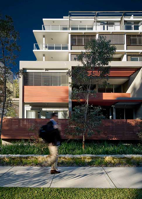 pavilions on the park, st leonards, multi residential