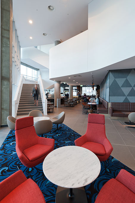 rydges hotel_lobby, sydney international hotel