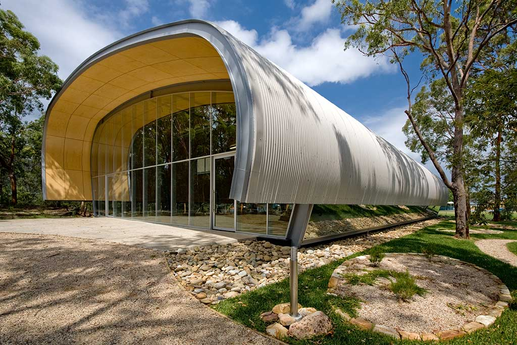 Milson Island Indoor Sports Stadium, World Architecture Award, WAF, multi purpose hall