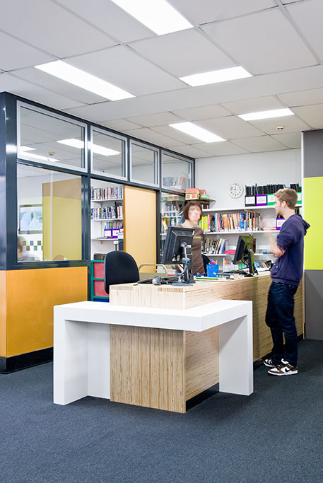 IGS_library_information_desk