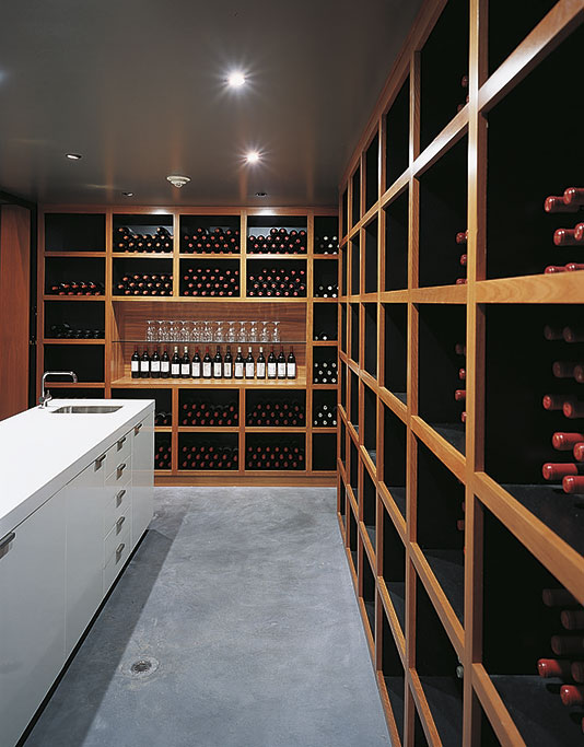 Penfolds Magill Winery_cellar