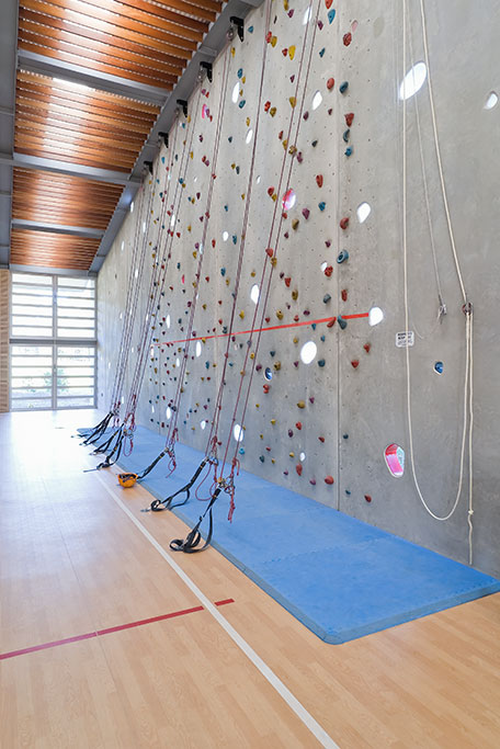 Berry sports and recreation centre_interior, Department of sports and recreation,