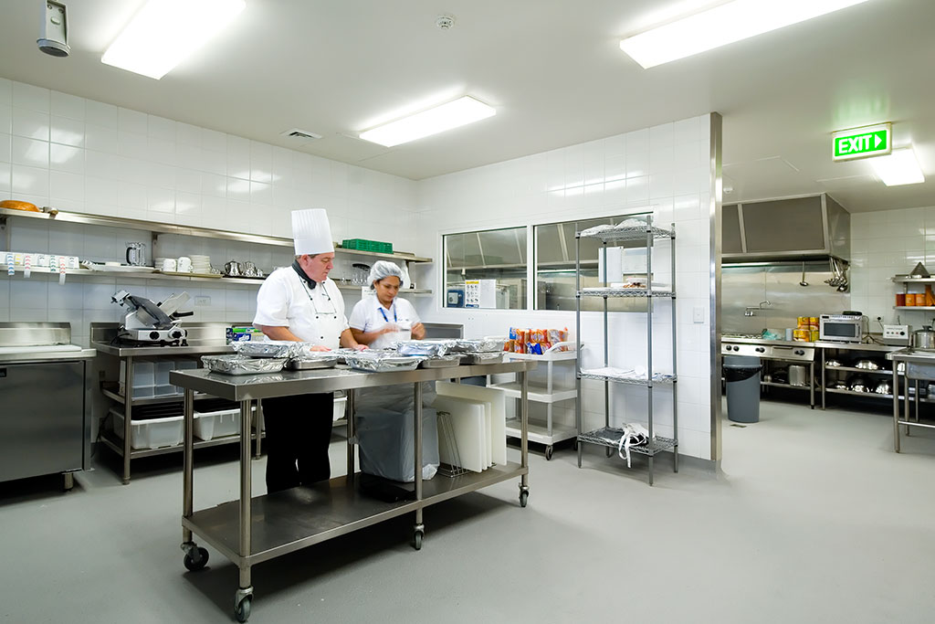 Inner west health centre_kitchen,seniors living, aged care, croydon, IWHC