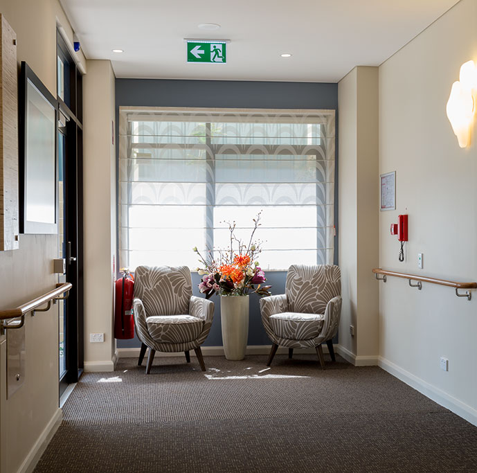 Quakers_hill_interior, seniors living, aged care