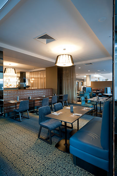 rydges hotel_restaurant, sydney international hotel,