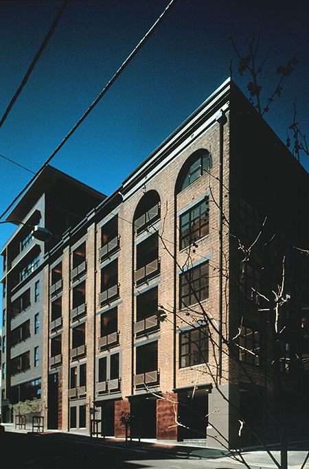 Delano, warehouse conversion, surry hills