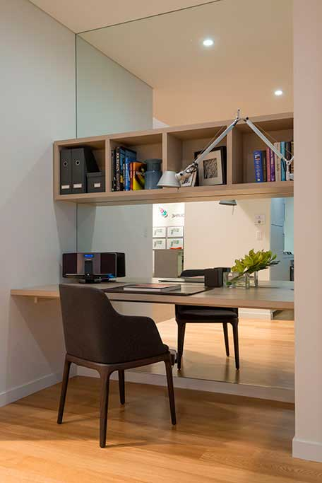 Macquarie Park Village display suite study